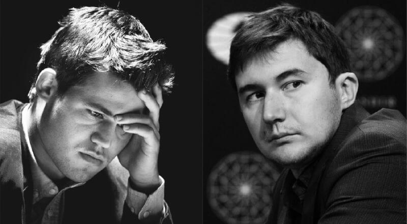 Carlsen vs Karjakin https://worldchess.com/